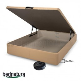 Florida Upholstered Ottoman Bed Special Legs